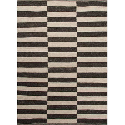 Scandinavia Demi Antique White/Deep Charcoal Area Rug