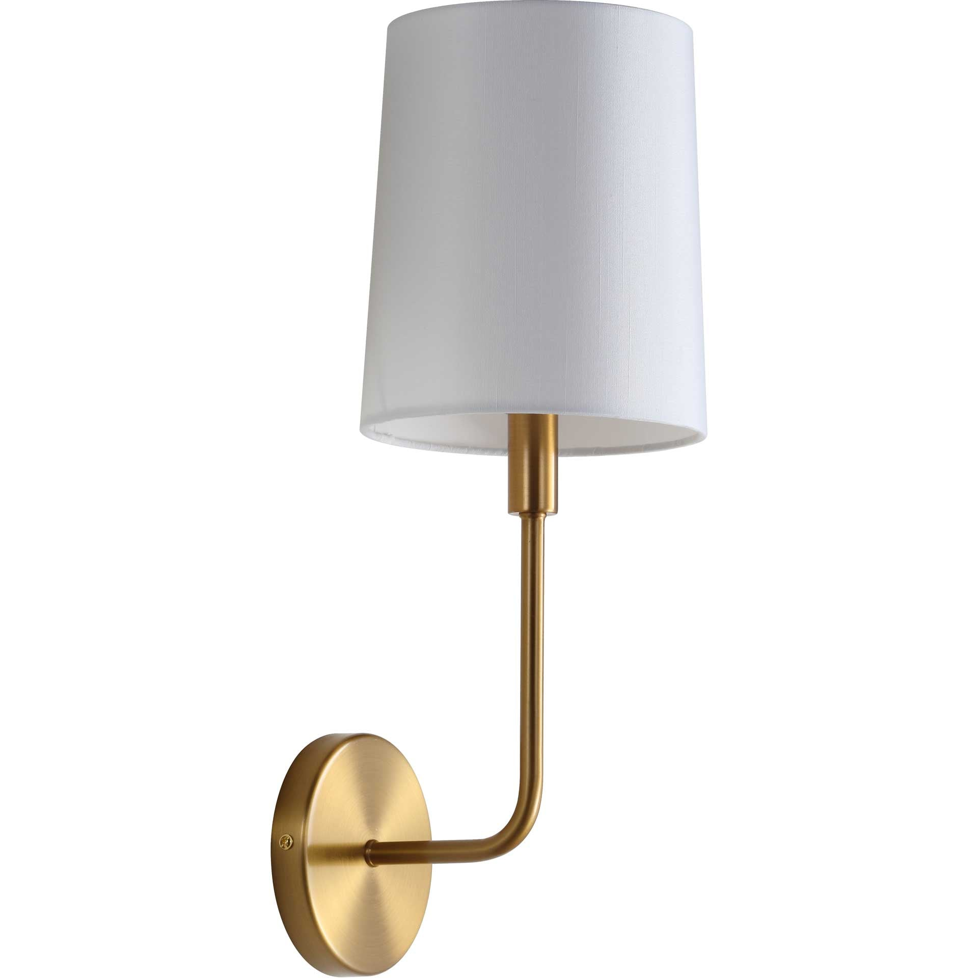 Jasper Wall Sconce Brass Gold