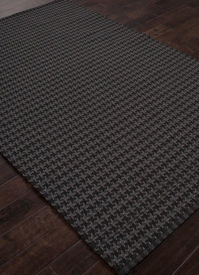 Scout Mixed Gray/Black Area Rug
