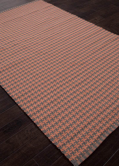 Scout Steel Gray/Peach Ink Area Rug