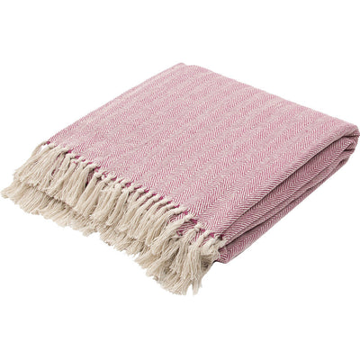 Seabreeze Sangria/Birch Throw