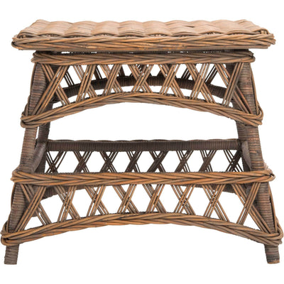Soren Wicker Accent Table