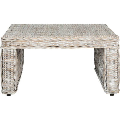 Shayla Wicker Coffee Table