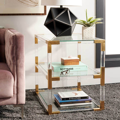 Lochlan End Table