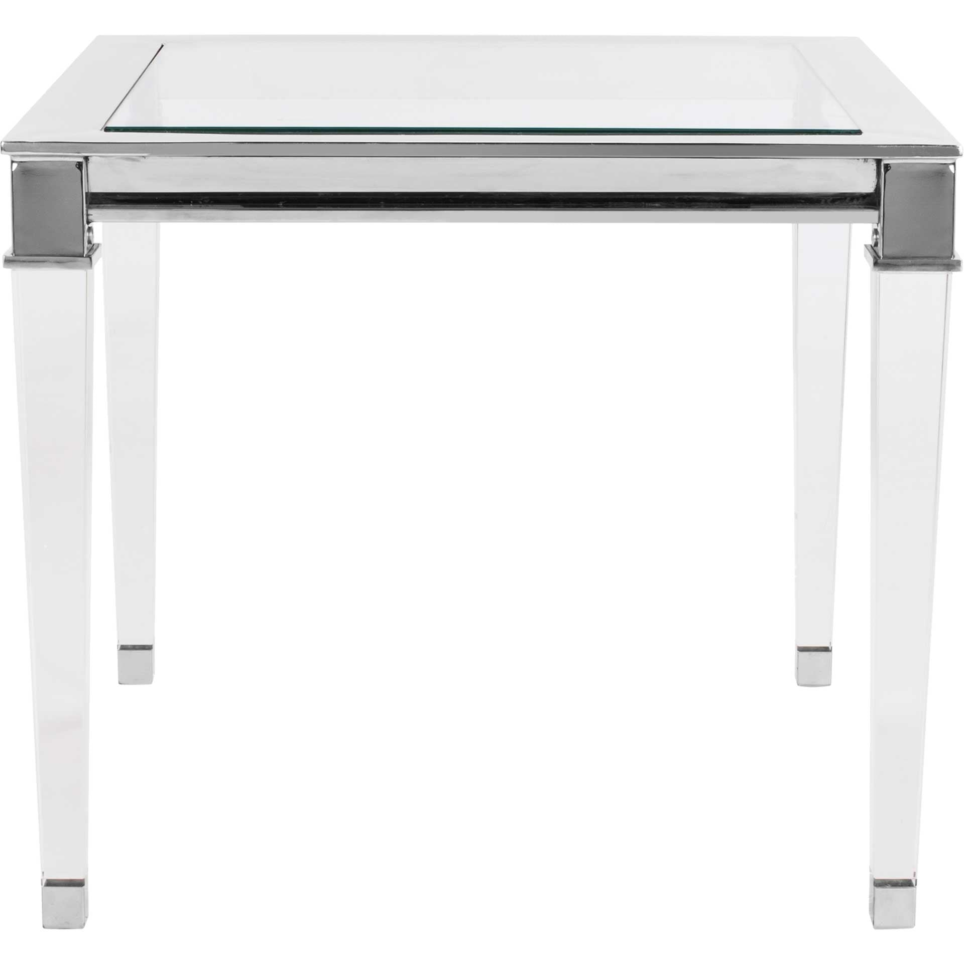 Channing Acrylic End Table