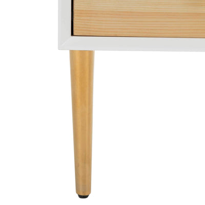 Vaughn 3-Drawer Side Table