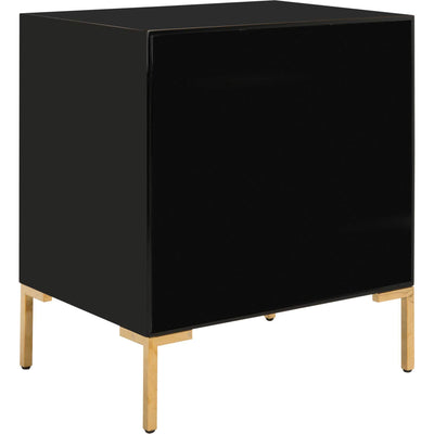 Luca 3-Drawer Side Table