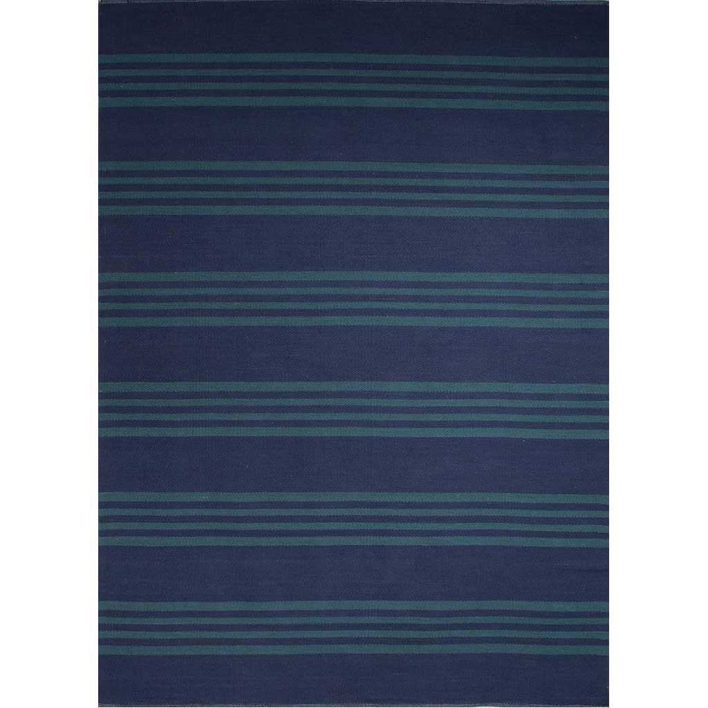 Sonoma Sasser Bijou Blue/Deep Jungle Area Rug