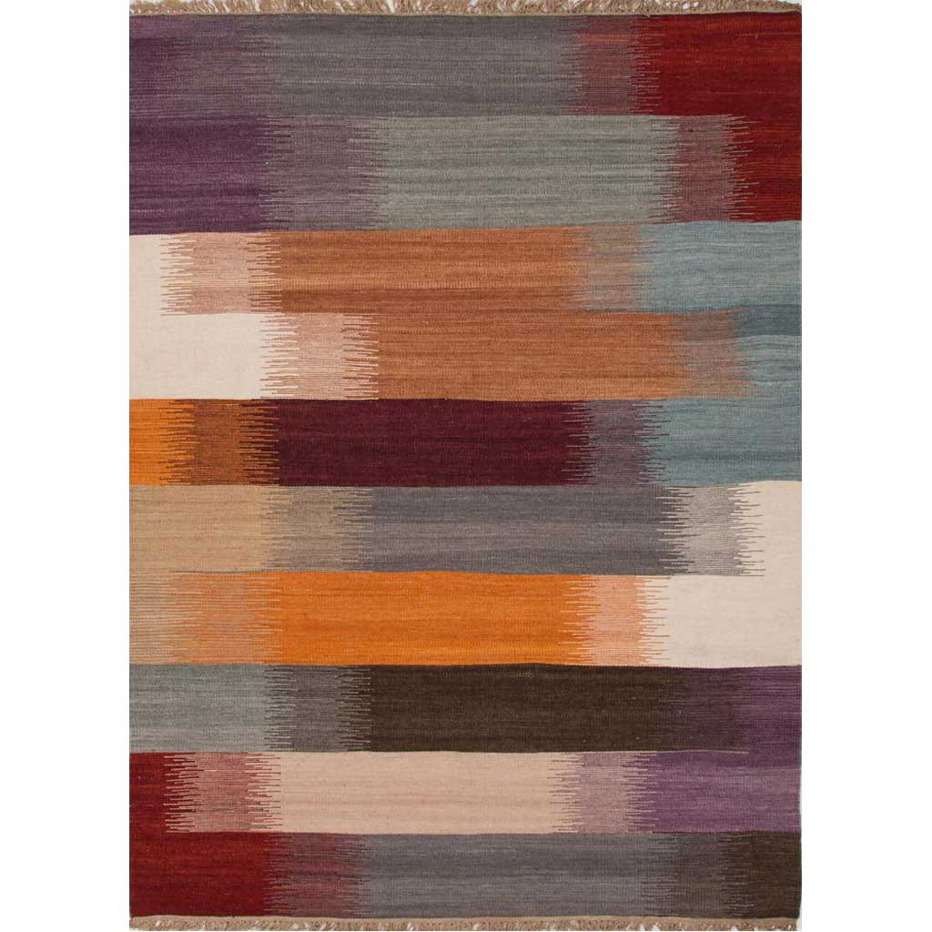 Spectra Eclectic Canton/Biscotti Area Rug