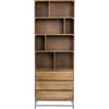 Clyde Shelf With Drawers