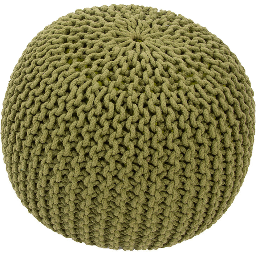 Spectrum Turtle Green Pouf