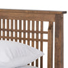 Lanai Platform Bed Walnut