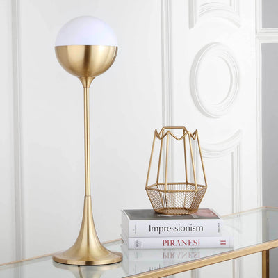 Landyn Table Lamp Bras Gold