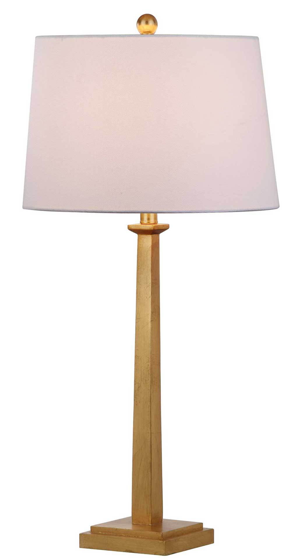 Anahi Table Lamp Gold (Set of 2)