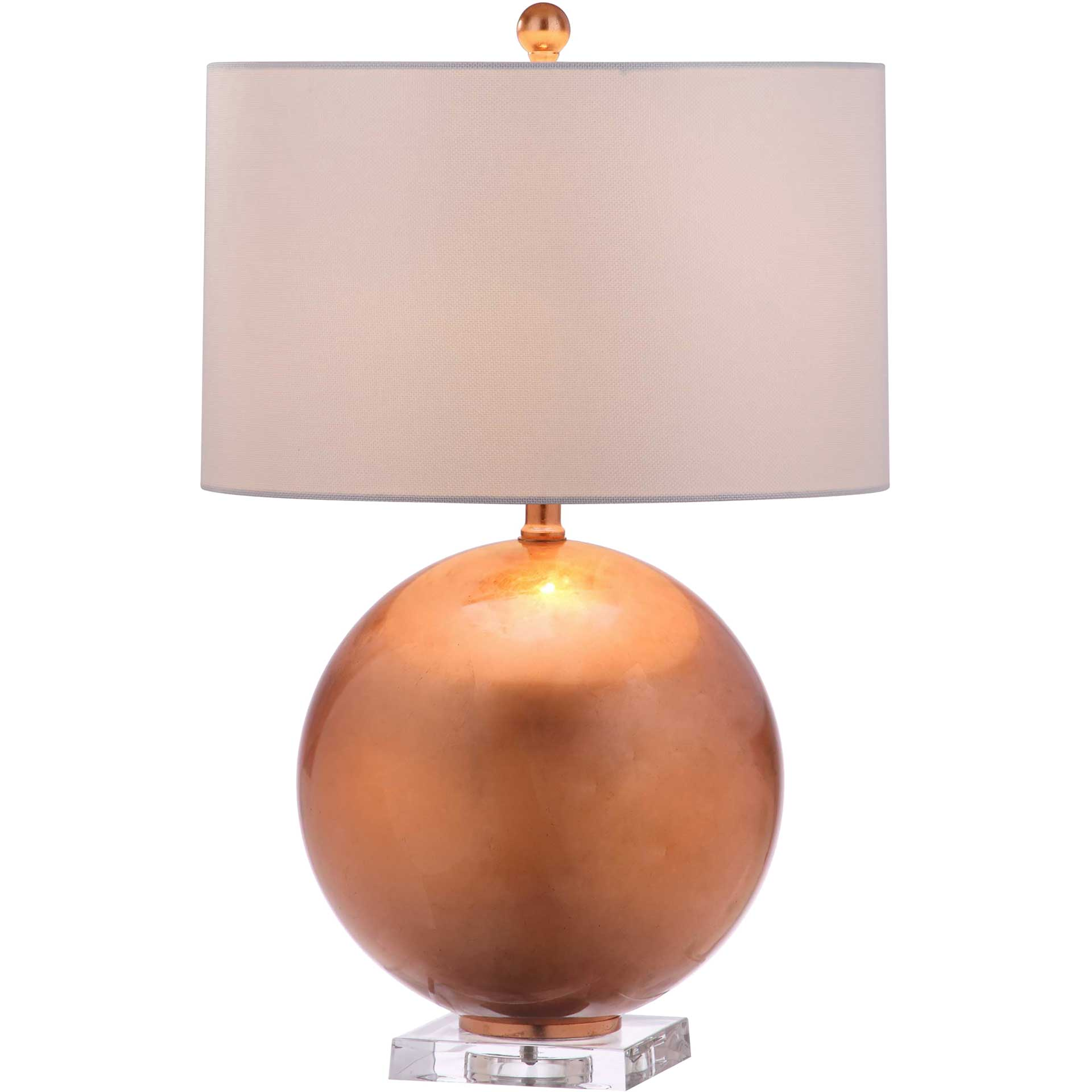 Jerome Table Lamp Copper
