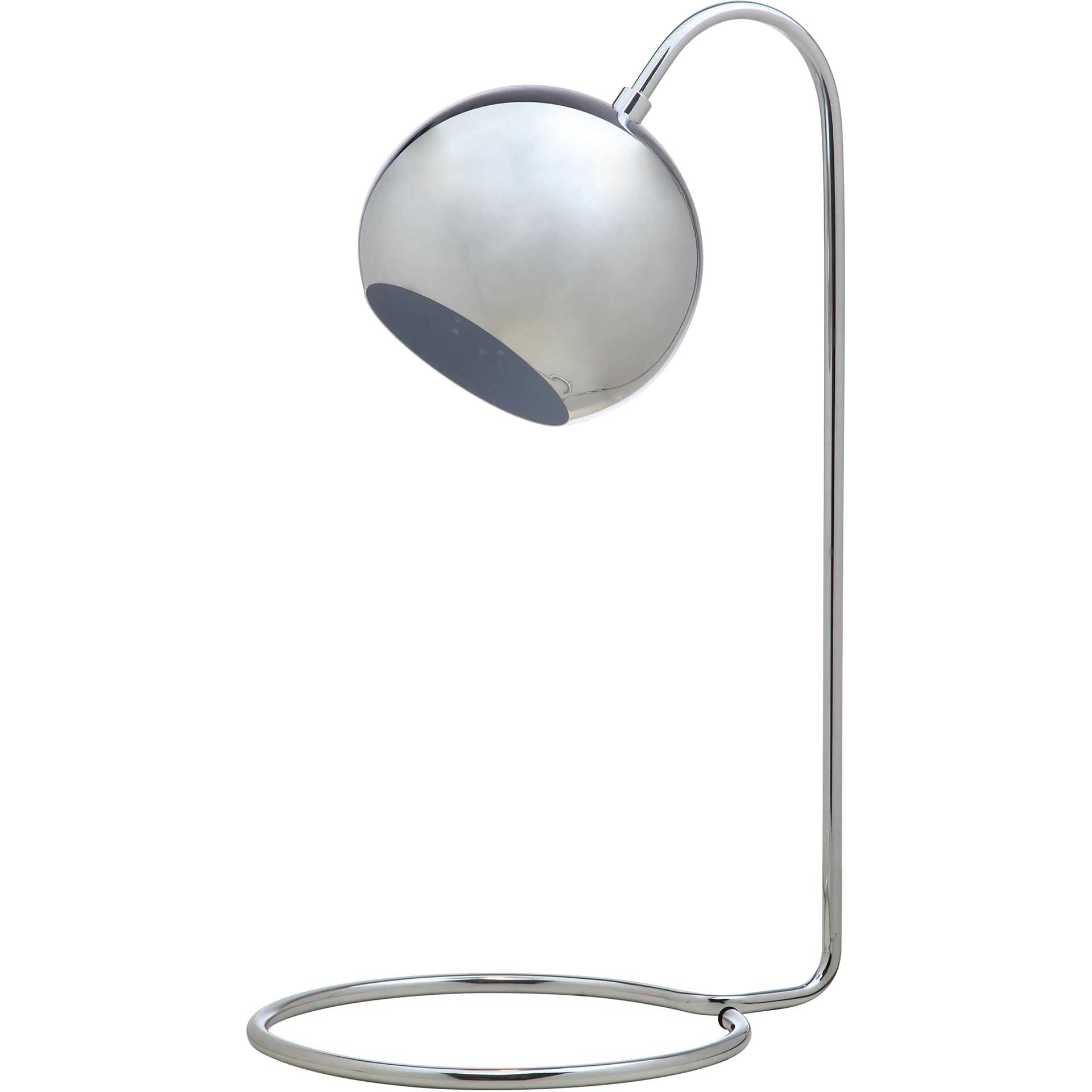 Jacqueline Table Lamp Chrome