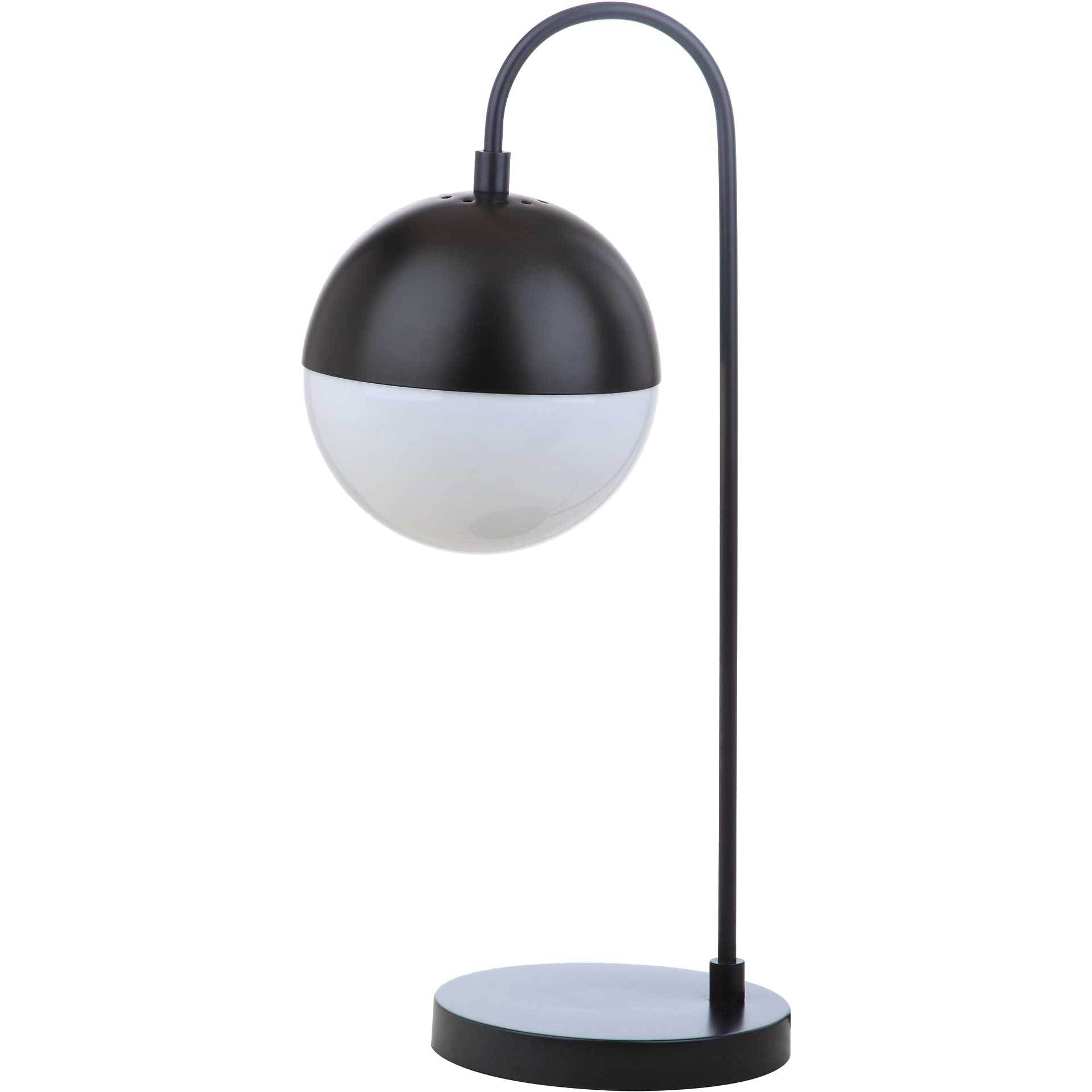 Carissa Table Lamp Black