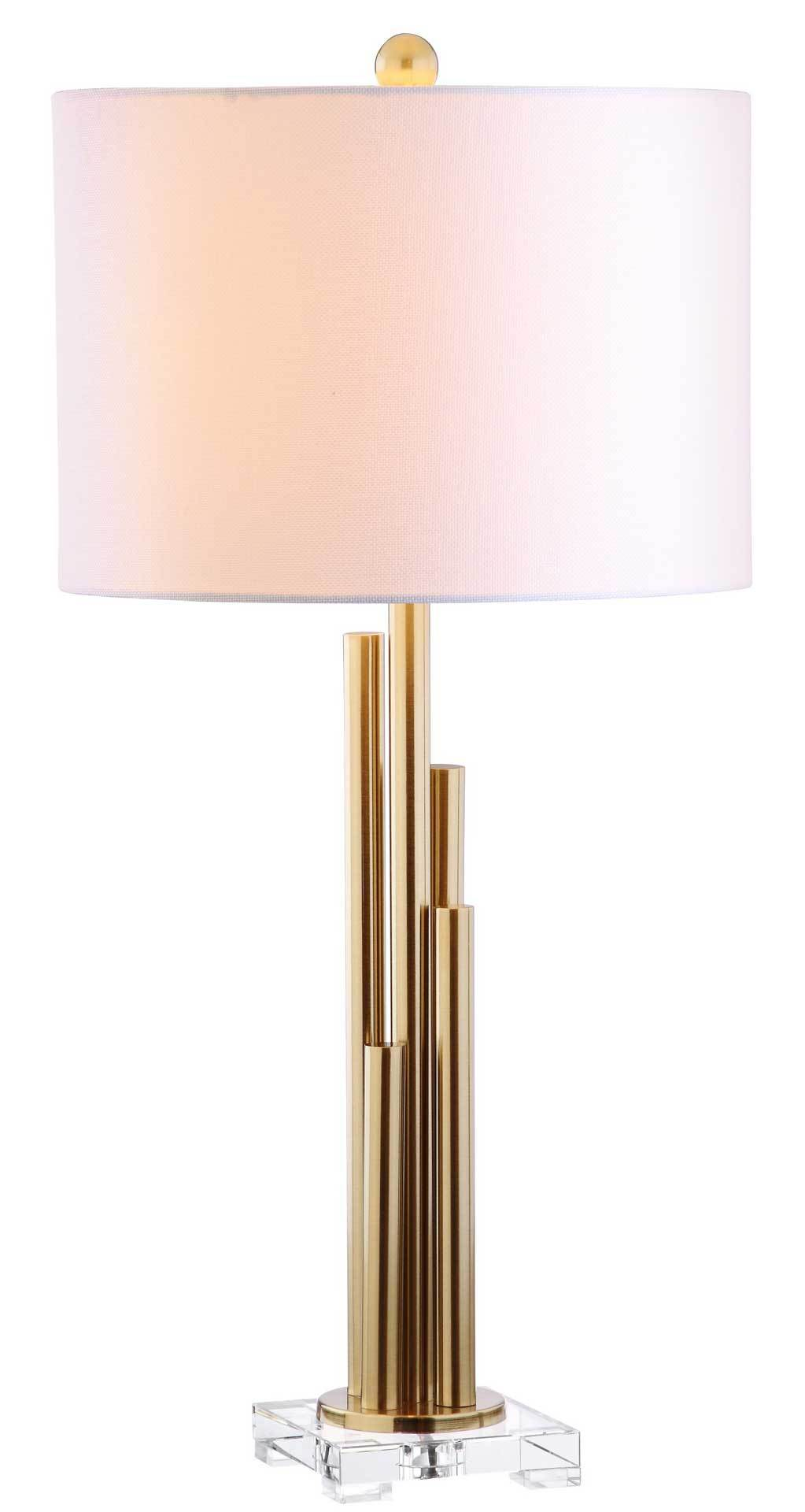 Holly Table Lamp Brass Gold (Set of 2)