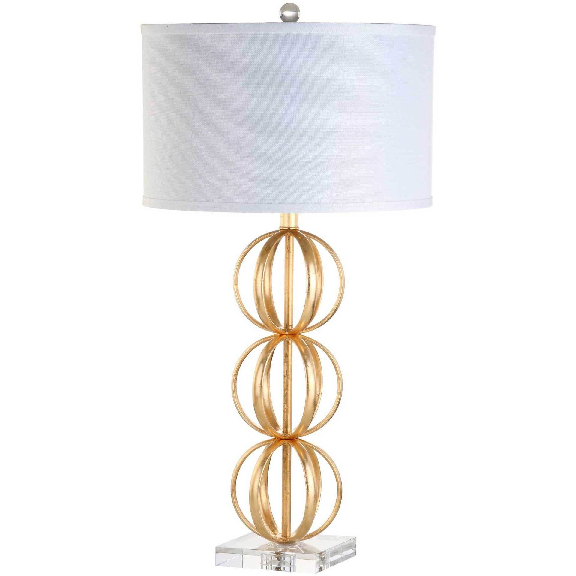 Andrew Table Lamp Brass Gold (Set of 2)