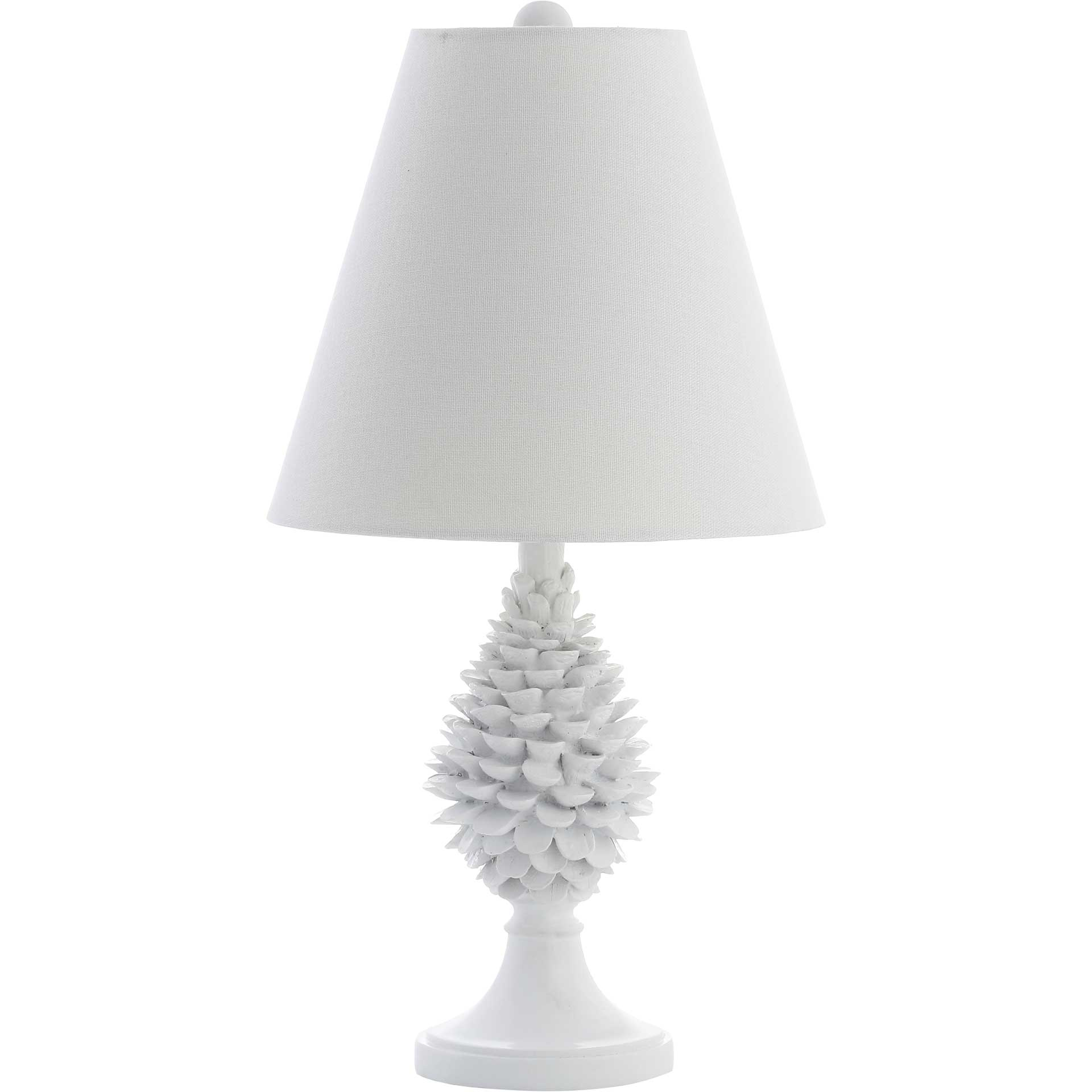 Sadler Table Lamp White