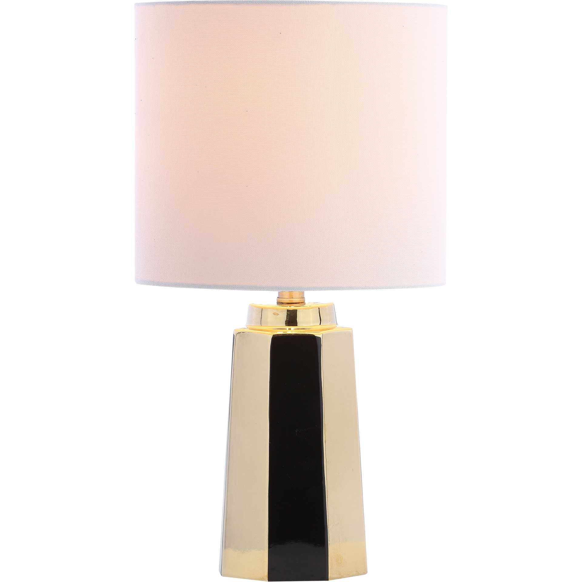 Palladian Table Lamp Plated Gold