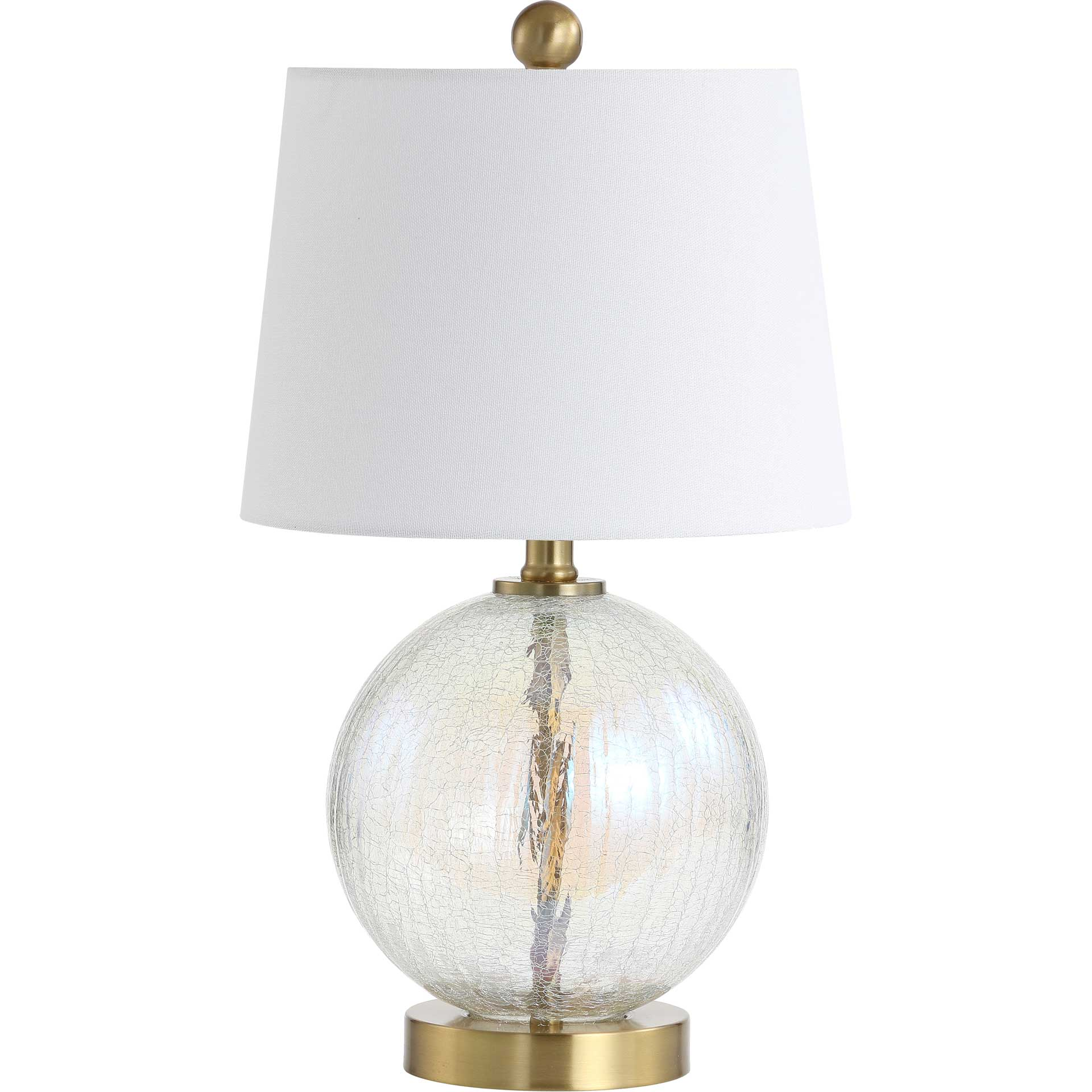 Rise Table Lamp Clear/Gold