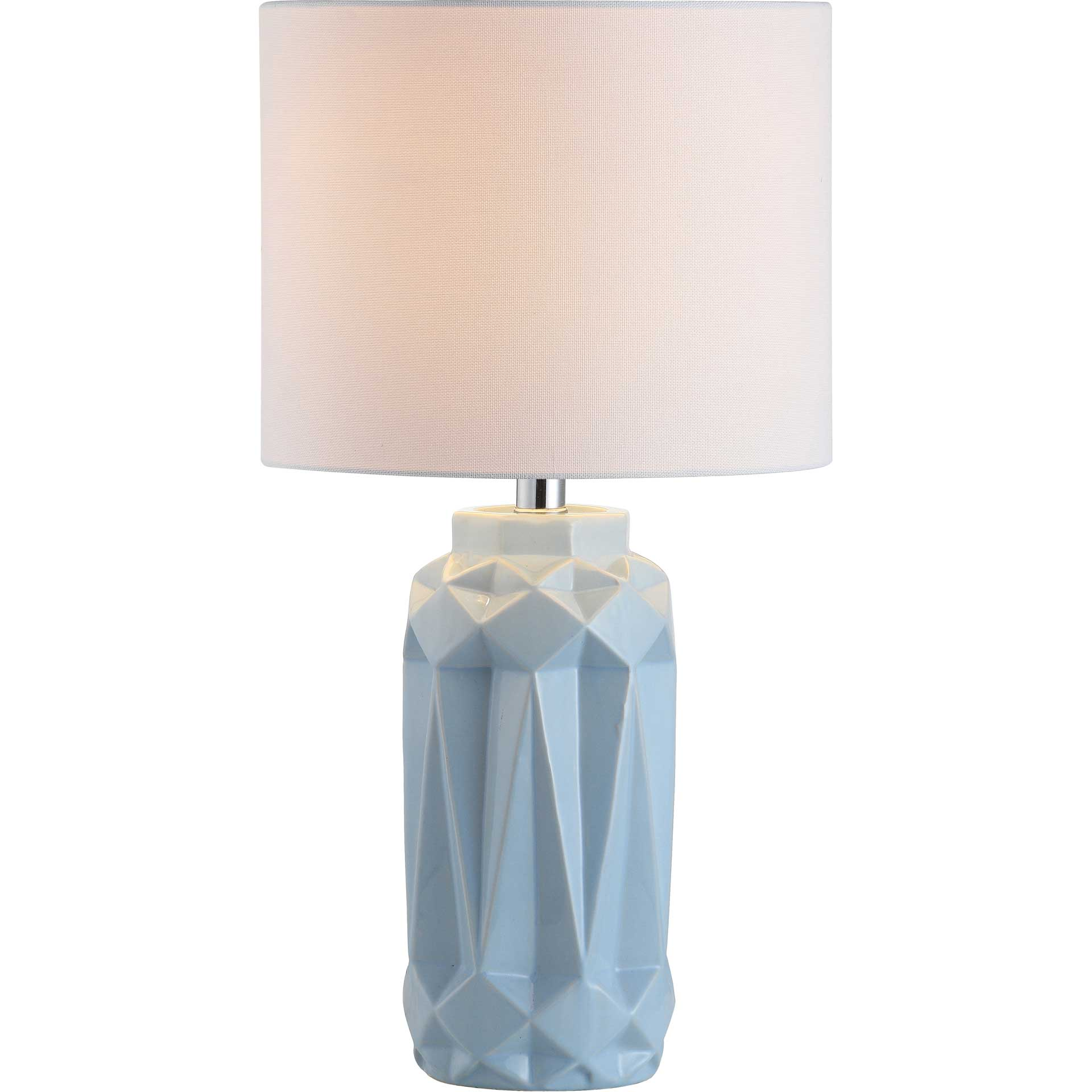 Keaton Table Lamp Light Blue