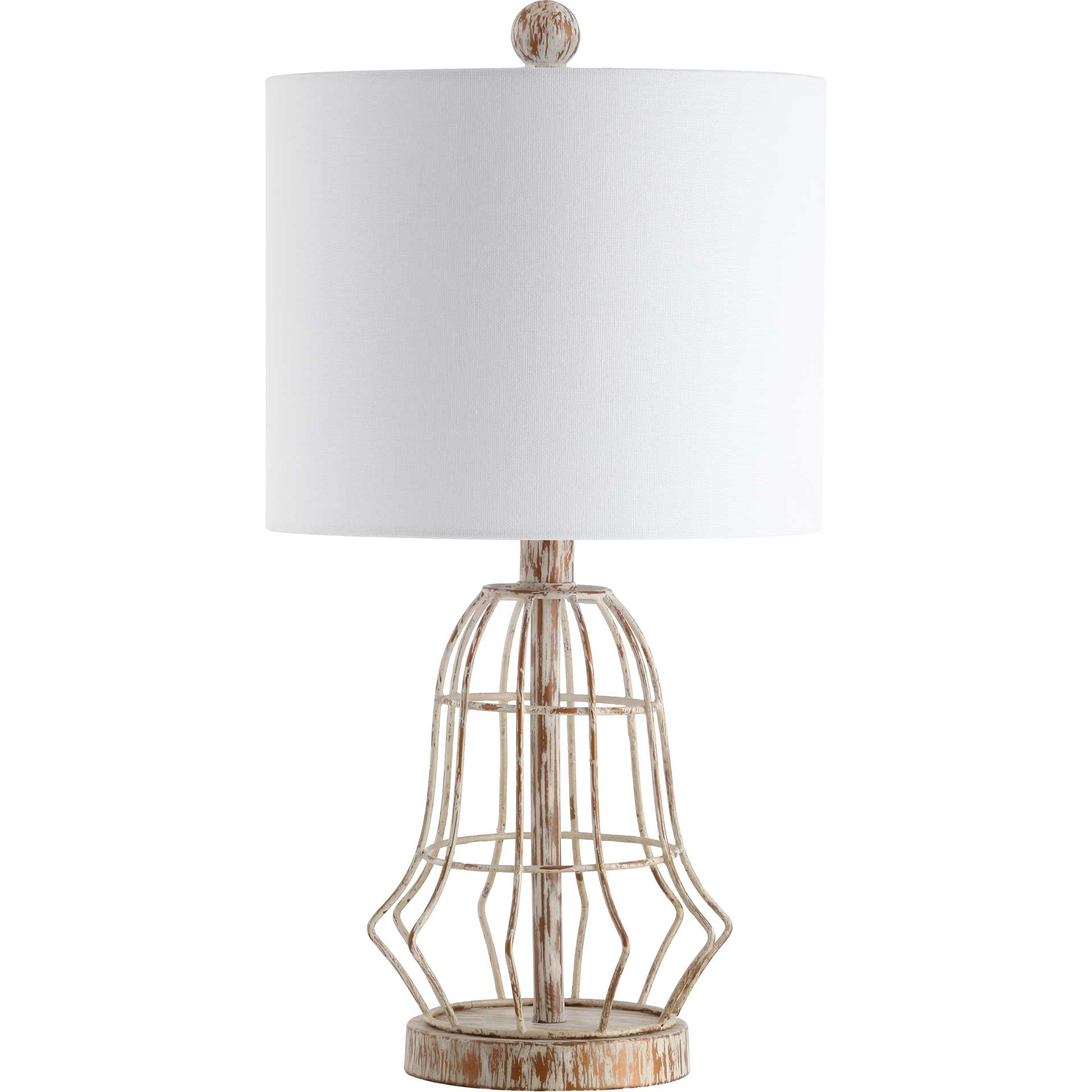 Calloway Table Lamp Metal Antiqued