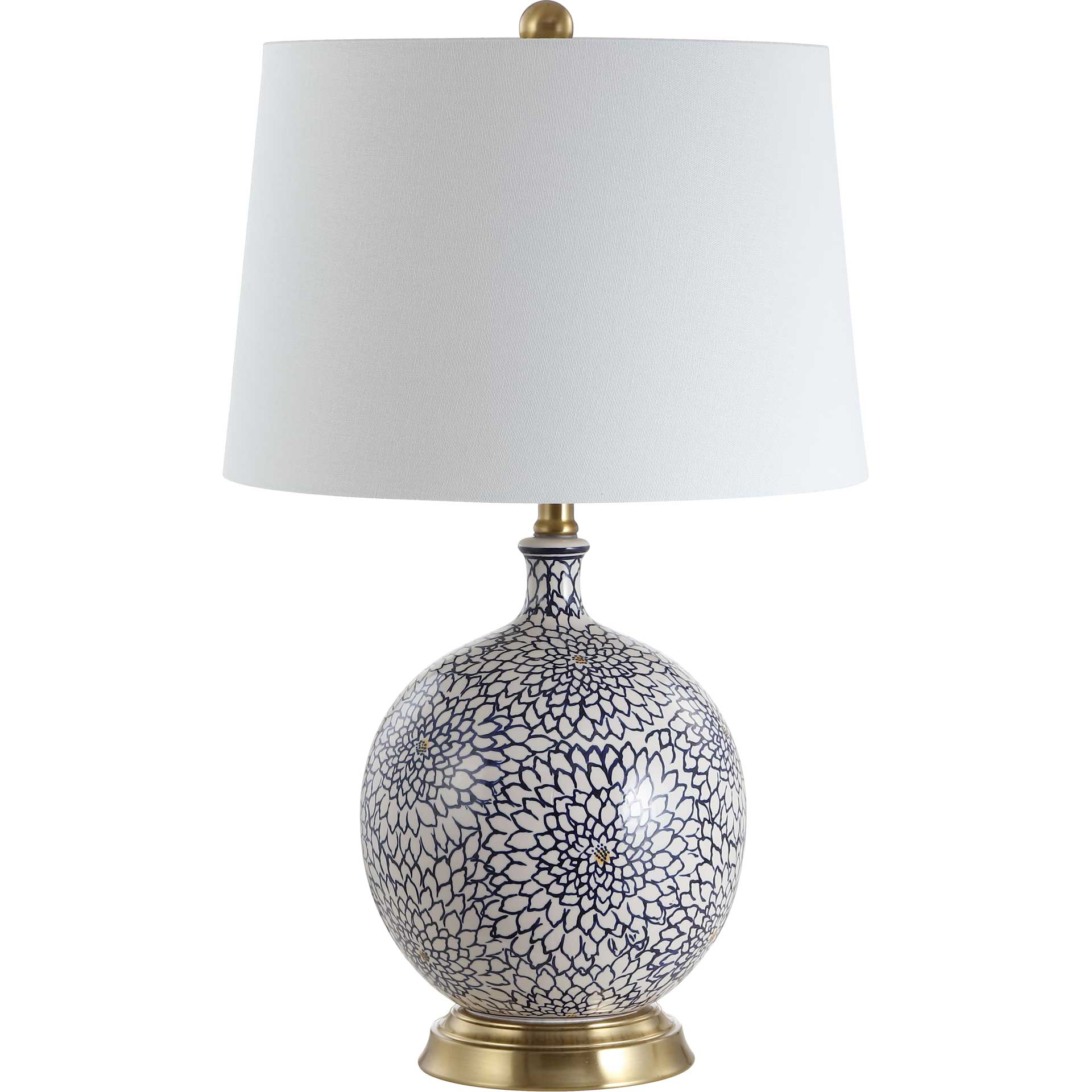 Origin Table Lamp Blue/White
