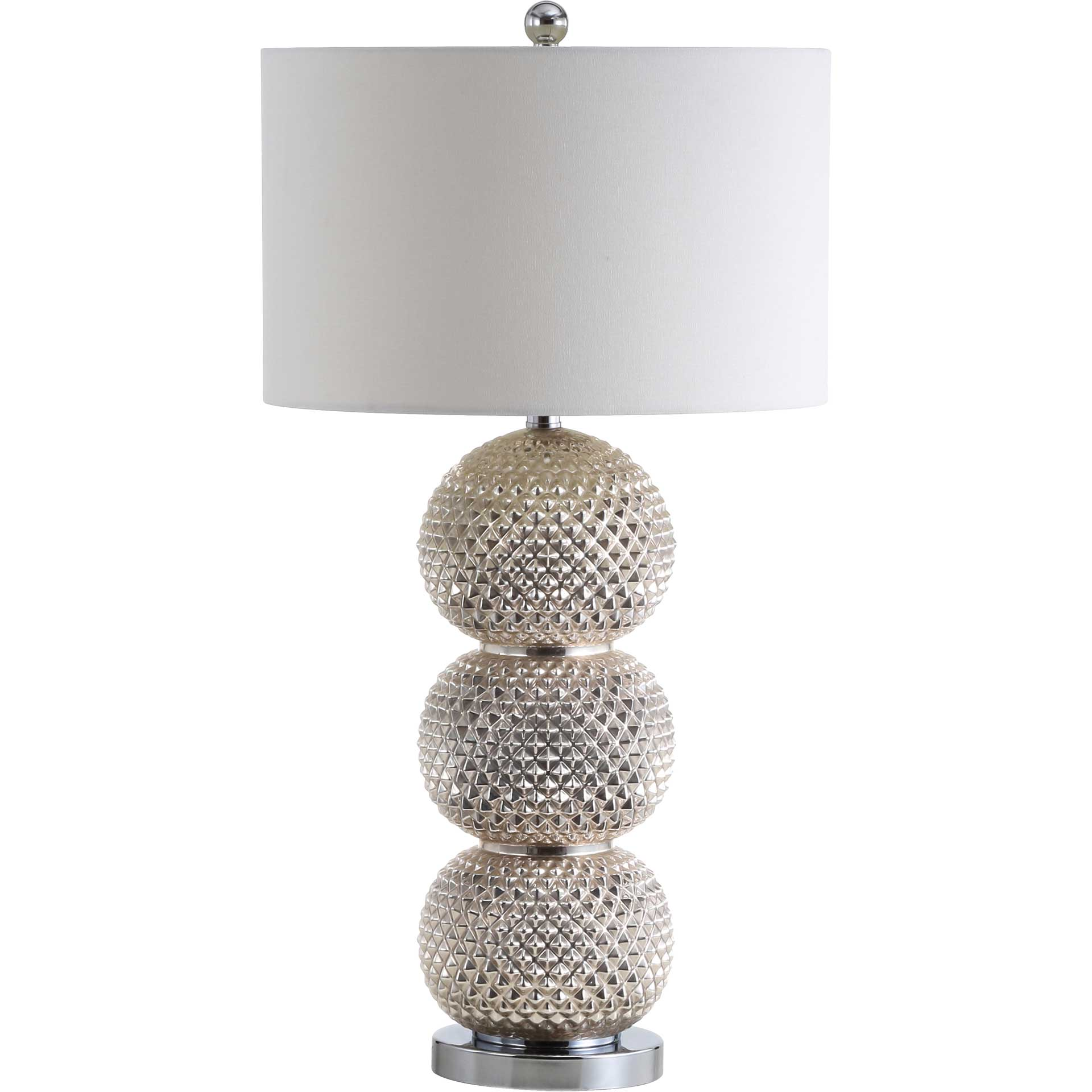 Daria Table Lamp Chrome