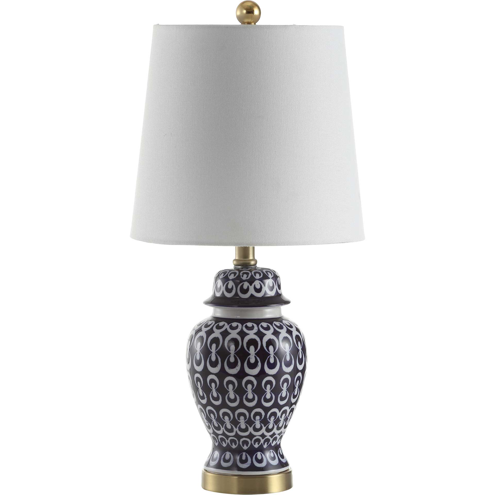 Kyng Table Lamp Blue/White