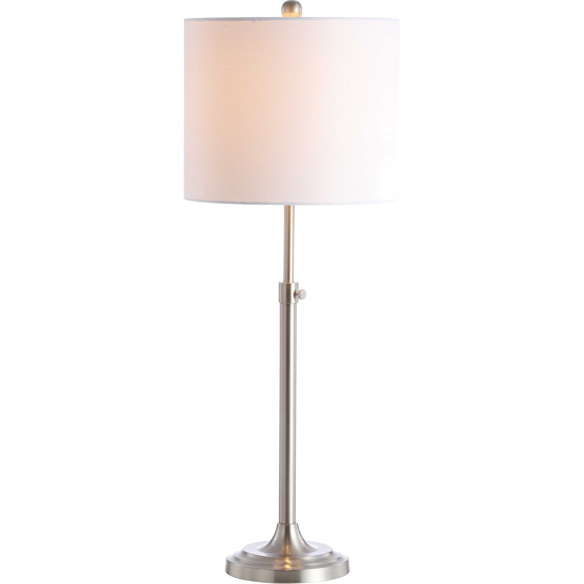 Weston Table Lamp Brush Nickel