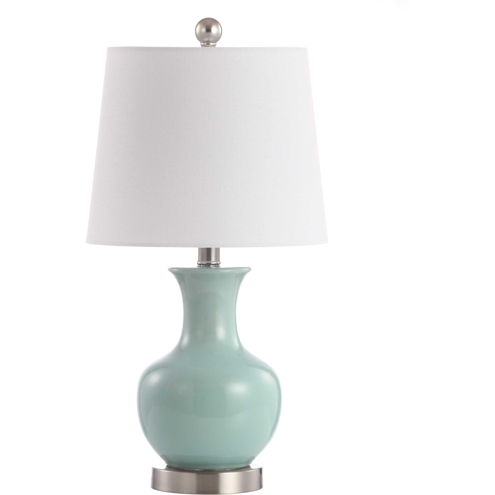 Soria Table Lamp Light Blue
