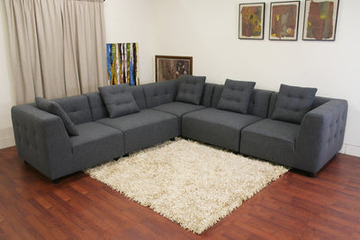 Milan Modular Sectional Sofa