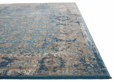 Terracotta Kinburn Blue Area Rug