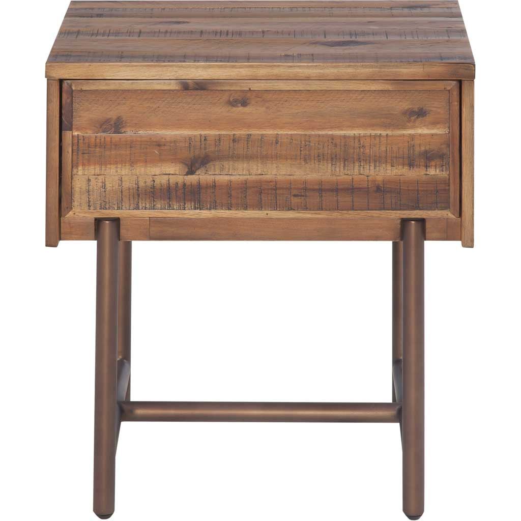 Boston Wooden Nightstand