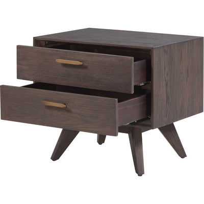 Lars Wooden Nightstand