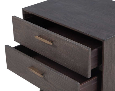 Lars Wooden 6 Drawer Dresser