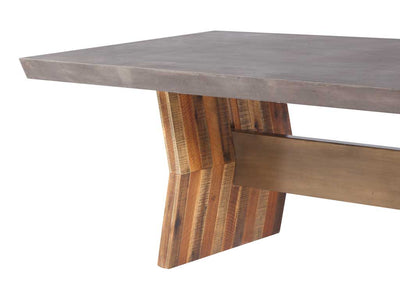 Astor Dark Concrete Table
