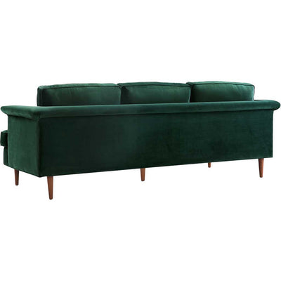 Pessac Forest Green Sofa