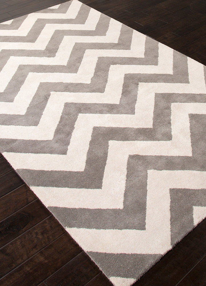 Traverse Paris Medium Gray Area Rug