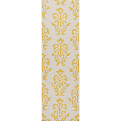 Urban Bungalow Khalid White Runner Rug