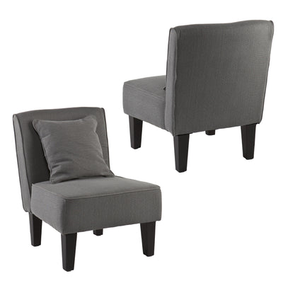 Purban Lounge Chair Cool Gray (Set of 2)