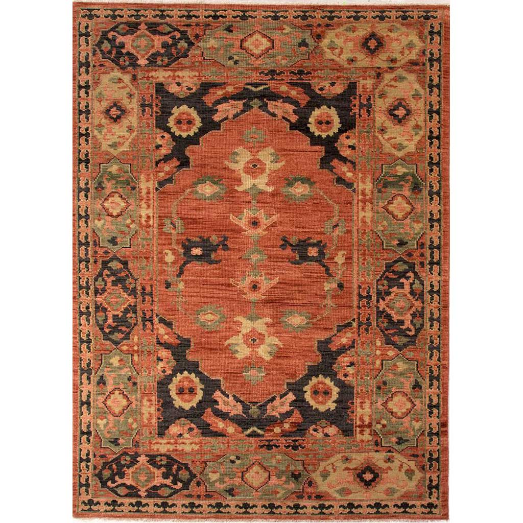 Village Azra Phantom/Muted Clay Area Rug