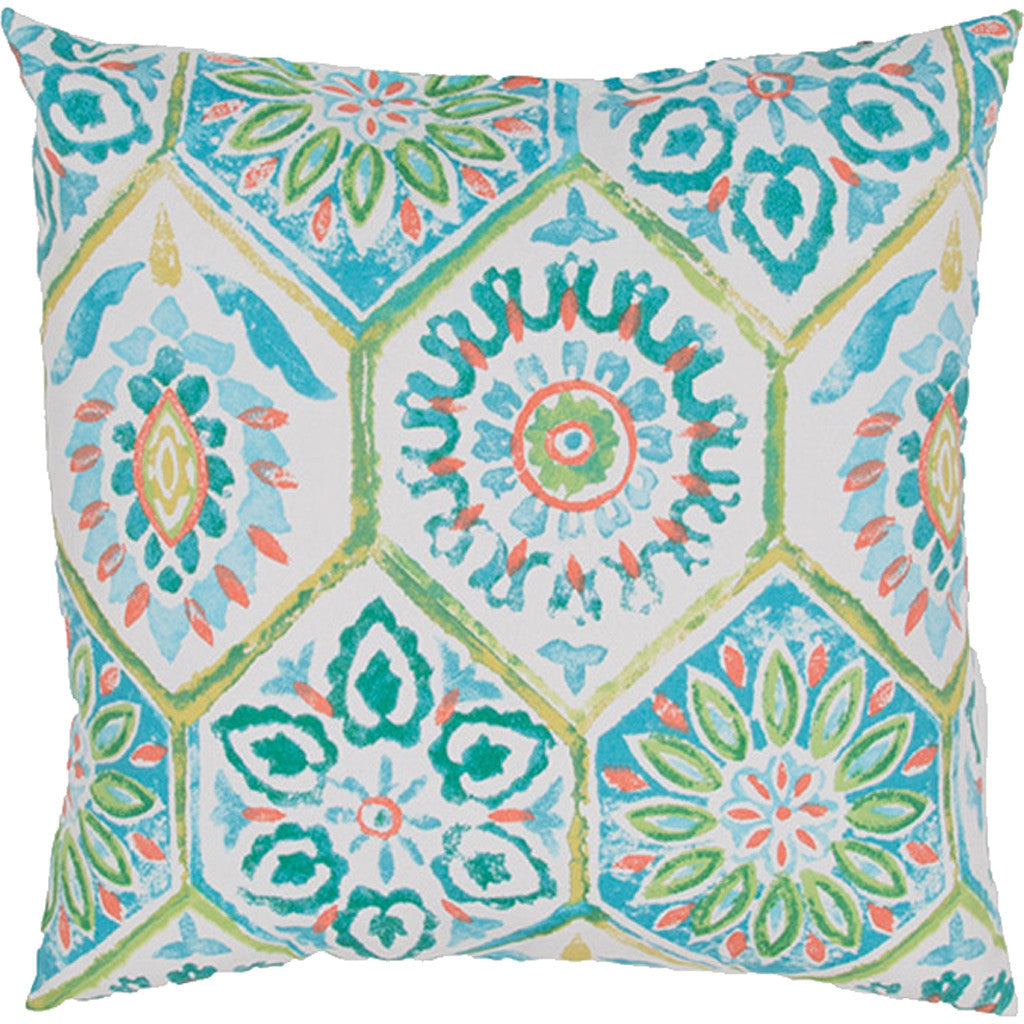 Veranda Od Summer Breeze Poolside Pillow