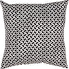 Veranda Odl Little Hipster Ebony Pillow