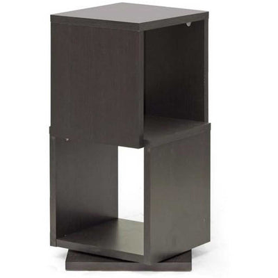 Oslo Rotating Bookshelf 2 Tier