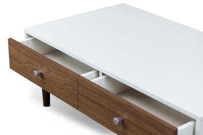 Gerby Wood Coffee Table