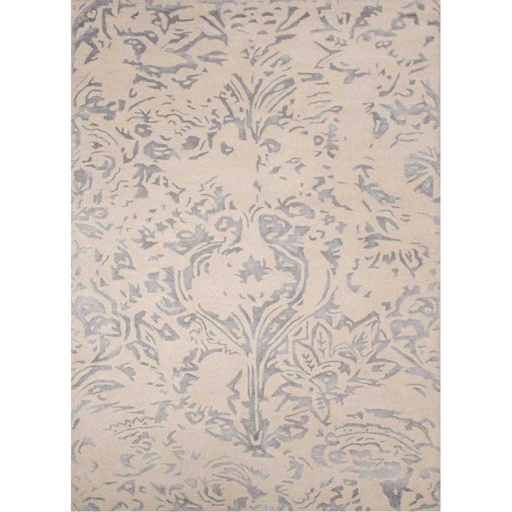 Windsor Halon Antique White/Silver Area Rug