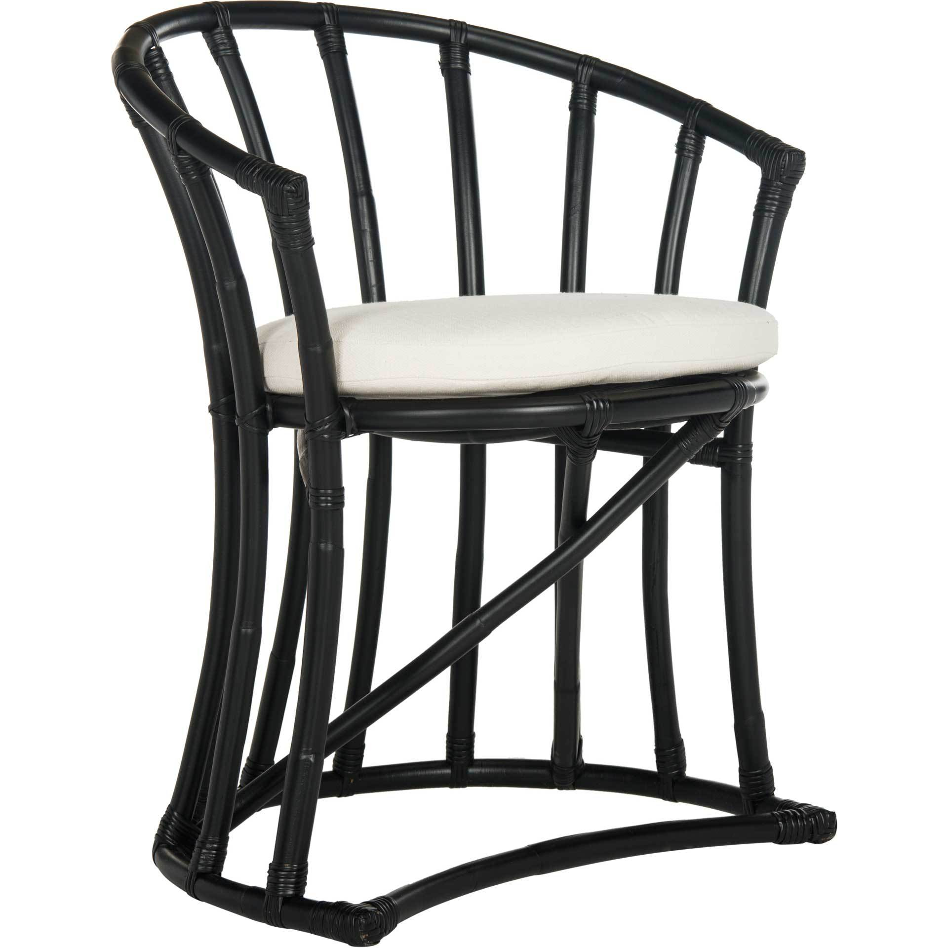 Bartolo Rattan Accent Chair